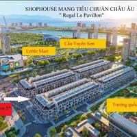 Shophouse Pavillon - Phố đêm đi bộ thương mại cao cấp tại trung tâm TP.Đà Nẵng
