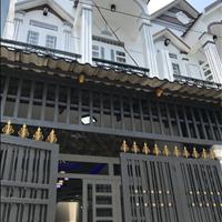Nhà phố hoàn thiện vào ở liền 750 triệu/căn 1 trệt 1 lầu ngay chợ Mỹ Hạnh Nam