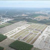 Khu nhà ở cao cấp nằm liền kề khu công nghiệp Becamex, giáp ranh khu vực Bến Cát mở rộng