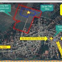 Đất nền mặt tiền Quốc Lộ 19, giá 7tr/m2 sở hữu lâu dài tại Đăk Đoa, Gia Lai
