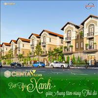 Biệt thự vườn Vsip Từ Sơn - Centa Villa Bắc Ninh - chiết khấu tốt - NH cho vay 70% - Liên hệ ngay