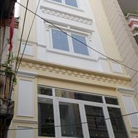 Bán nhà Trần đình xu, cô giang, Q1 52m2 4 lầu