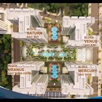 Cần bán gấp căn góc 2,5 tỷ, 2 phòng ngủ 2WC Q7 Saigon Riverside Complex