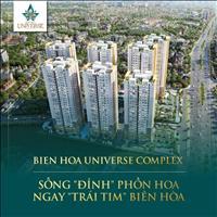 Căn hộ cao cấp Biên Hoà Universe Complex - Trung tâm thành phố Biên Hoà