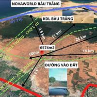 Cần bán lô đất diện tích 6574m2 Hồng Thái, sổ có đường, nhà nước công nhận QSDĐ, liên hệ tôi