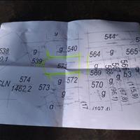 Cần bán lô đất 225,5m2 tại xã Tân Nghĩa, Di Linh, Lâm Đồng, giá đầu tư