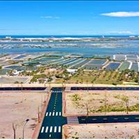Đất nền view đầm Thủy Triều, kết nối với đường Văn Cao và Lê Duẩn ra bến Du Thuyền của VinGroup.