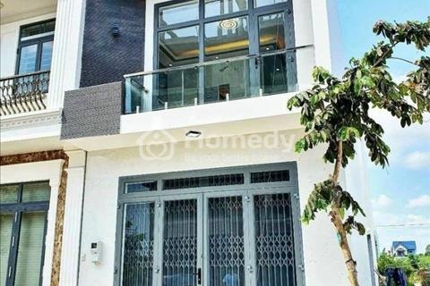 Nhà 1 sẹc 55m2, SHR full nội thất, thiết kế y hình, vô ở ngay 450tr ngay chân cầu Phan Văn Hớn
