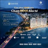 Của Để Dành, Căn Hộ ngay mặt biển  Nha Trang, Sỡ Hữu Lâu dài luôn mà Thanh Toán 25% đến nhận nhà