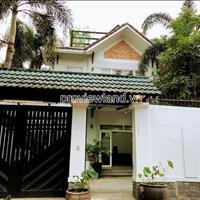 Bán biệt thự Fideco Thảo Điền Q2, 365m2, 3 tầng, 5 phòng ngủ, full nội thất