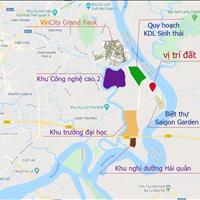Bán đất khu biệt thự phường Long Phước, diện tích 501m2, mặt tiền 23m, giá 6 tỷ