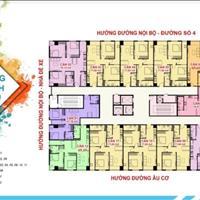 Căn hộ chung cư cao cấp Hòa Khánh, mua trả góp từ 650 triệu, chỉ còn ít căn cuối cùng từ chủ đầu tư