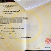 Bán gấp 1,280m2 nền ODT 100% mặt tiền đường Long Xuyên - kèm nhà cấp 4