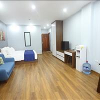 Căn hộ, chung cư full nội thất 5 sao đẹp nhất Ba Đình gần Nguyễn Chí Thanh, cách Văn Cao 200m