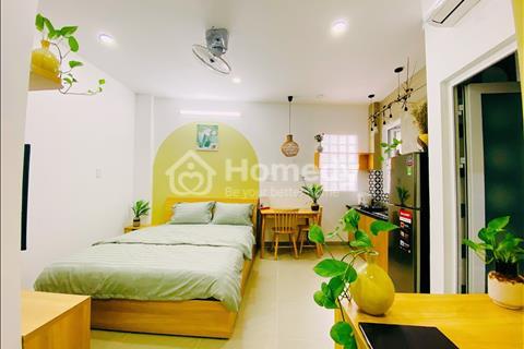 Căn hộ 1 phòng ngủ cao cấp mới xây đường Nhất Chi Mai