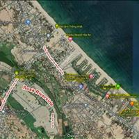 Lô 92.5m2, trục đường trải nhựa 10m5, đối diện biển Nam Đà Nẵng