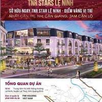 Dự án TNR Lệ Ninh, chỉ từ 5-7 triệu/m2, hạ tầng cơ bản, khu trung tâm