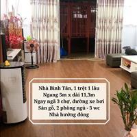 Bán nhà riêng quận Bình Tân - TP Hồ Chí Minh giá 4.60 tỷ