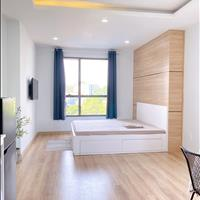 Căn hộ cao cấp 1 phòng ngủ Studio 38m2 Garden Gate - nhà mới - view công viên cực mát mẻ