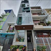 Bán nhà đang kinh doanh căn hộ dịch vụ 2 mặt tiền đường số (10m), Lý Phục Man Quận 7