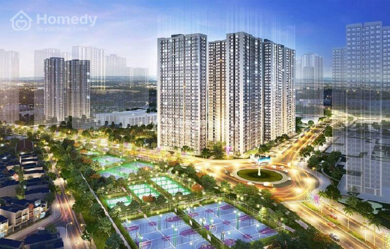 Năm 2021 đang phải đối mặt với bong bóng bất động sản