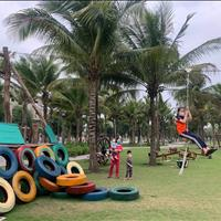 Hàng ngoại giao 150m2 hai mặt tiền đối diện công viên trung tâm ra hàng tại Ecopark Hải Dương