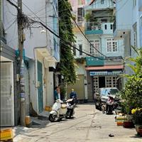 Nhà 1 tấm 1 sẹc Tân Phú hẻm xe hơi 7m cách Aeon Tân Phú 5 phút đi bộ