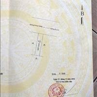 Bán 5m ngang đất mặt tiền đường Âu Cơ, 115m2