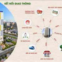 Bán ngoại giao chung cư Viễn Đông, giá 22,5tr / m2 kí gửi CĐT. Hotline 0835470333