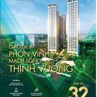 Chỉ với 32 triệu/m2 sở hữu ngay căn hộ cao cấp - mặt tiền đại lộ Bình Dương tiêu chuẩn resort 5 sao