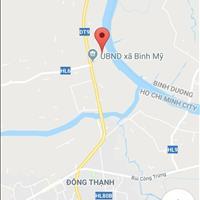 Bán đất mặt tiền sông Sài gòn, Bình Mỹ, Củ Chi - TP Hồ Chí Minh giá thỏa thuận