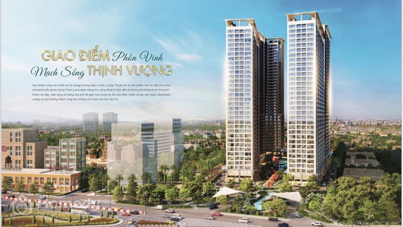 Dự án Lavita Thuận An - ảnh giới thiệu