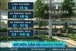 Dự án Haven Park Residences - ảnh tổng quan - 2