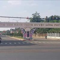 Bán vài lô đất trung tâm hành chính Đồng Phú, tuyến đường nhựa lớn, sổ hồng riêng, thổ cư