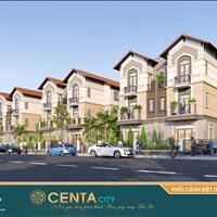 Biệt thự vườn Centa Villas Từ Sơn Bắc Ninh giá trả trước chỉ từ 2,5 tỷ xây 3 tầng 135m2 đường 15m