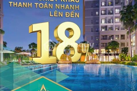Căn Biên Hoà Universe Complex view hồ bơi cực đẹp, view công viên, chỉ từ 2,3 tỷ