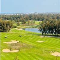 Căn hộ cao cấp mặt biển view sân golf có đường hầm sang bãi biển riêng có sổ hồng lâu dài.