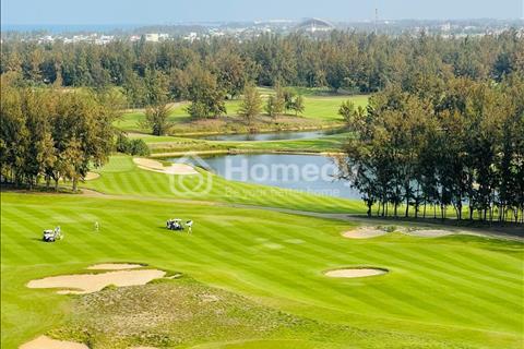 Căn hộ cao cấp mặt biển view sân golf có đường hầm sang bãi biển riêng có sổ hồng lâu dài