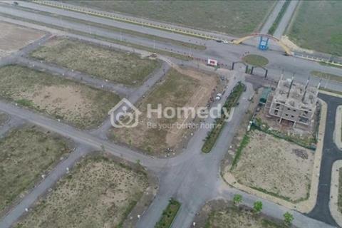 Bán gấp - đất sổ đỏ, 160m, MT 8m, Phú Xuyên, Hà Nội, kinh doanh, vỉa hè,  giá 1,9 tỷ