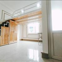 Phòng đầy đủ nội thất có gác 25m2 Cây Trâm, Gò Vấp mới xây 100%