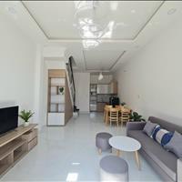 Nhà 3 phòng ngủ 65m2 full nội thất sổ hồng riêng 620tr công chứng dọn ở ngay mặt tiền Phan Văn Hớn