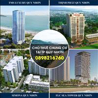 Cho thuê căn hộ dịch vụ Quy Nhơn - Bình Định giá 8.00 triệu