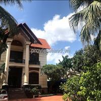 Biệt thự cao cấp Nguyễn Ư Dĩ, Thảo Điền, 735m2, 3 tầng, sổ hồng