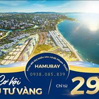 Thông tin về giá, chính sách phân khu mới từ CĐT Hamubay TP. Phan Thiết, ngân hàng HD hỗ trợ vay