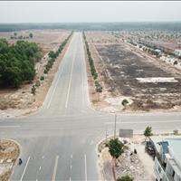 Bán đất mặt tiền tuyến số 4, sổ hồng riêng, đất có thổ cư, giá đầu tư, Becamex