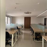 Văn phòng Nguyễn Hoàng 190m2 giá rẻ setup sẵn điều hòa, đèn điện, trần thả