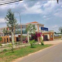 Chính chủ bán đất cạnh Trường Tiểu học Nhuận Đức, Củ Chi, 124m2 thổ, 1 tỷ 650, BIDV cho vay, SHR