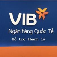 Ngân hàng VIB hỗ trợ thanh lý 16 nền đất gần AEON Bình Tân-BXMT