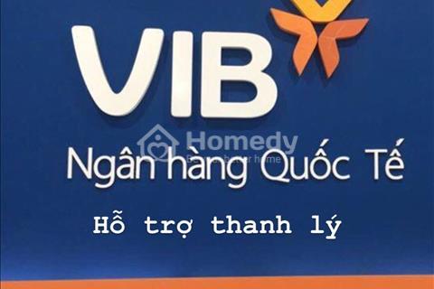 Ngân hàng quốc tế VIB thông báo hỗ trợ thanh lý 16  tài sản đất nền ngay gần Aeon Bình Tân - BXMT