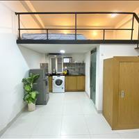 Cho thuê căn hộ dịch vụ - Gác lửng, thiết kê thống minh, nội thất cao cấp - Quận 3